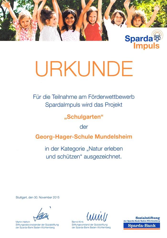 Urkunde Schulgarten web